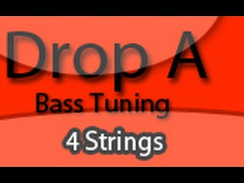 Drop B Bass Tuning : drop a tuning 4 string bass youtube ~ Hamham.info Haus und Dekorationen
