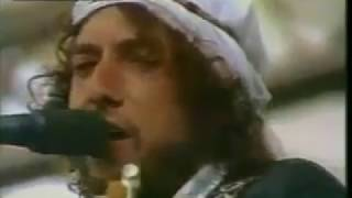 Rolling Thunder Tour 1976.