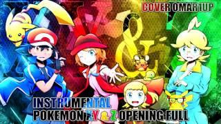 XY&Z ポケモンXY&Z OP No vocals