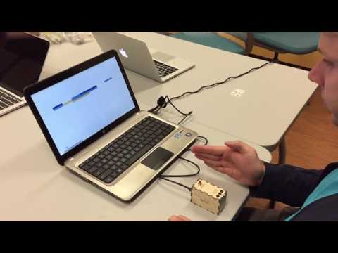 Fall 2016 Interactive Device Design - Eric Burger, Mo Yang, Nick Renda