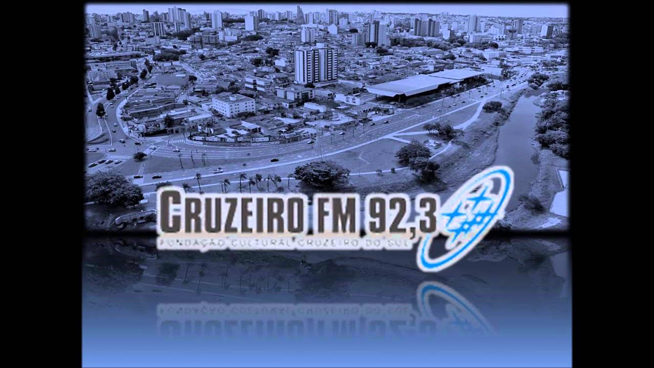 prefixo cruzeiro fm 92 3 mhz sorocaba sp youtube. Black Bedroom Furniture Sets. Home Design Ideas