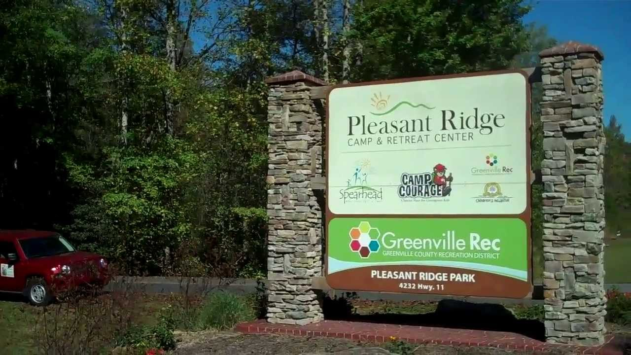 Pleasant Ridge Park Marietta Greenville Upstate Sc Local Fun