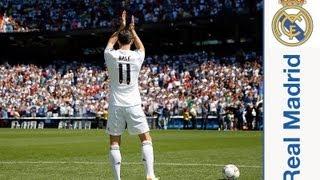 Así fue el día de Gareth Bale a su llegada al Real Madrid