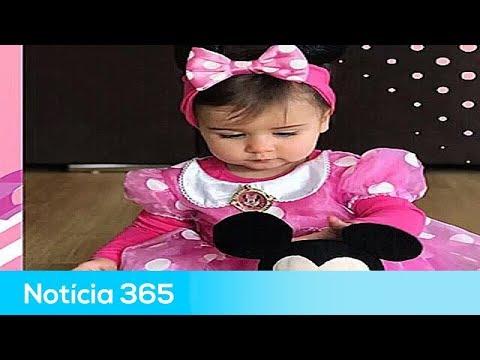 Filha de Patrícia Candoso tem um ano e já é modelo!