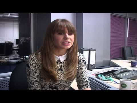 A Woman's Career : Sports Journalism at UCLan