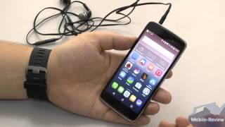 Видеообзор Alcatel OT Idol 3