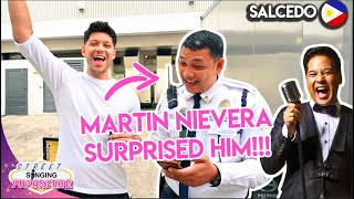 ASKING STRANGERS TO SING!!! ft Martin Nievera & Laureen Uy!