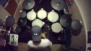 Queensryche - Anarchy X - Revolution Calling - V-Drum Cover - Drumdog69 - HD