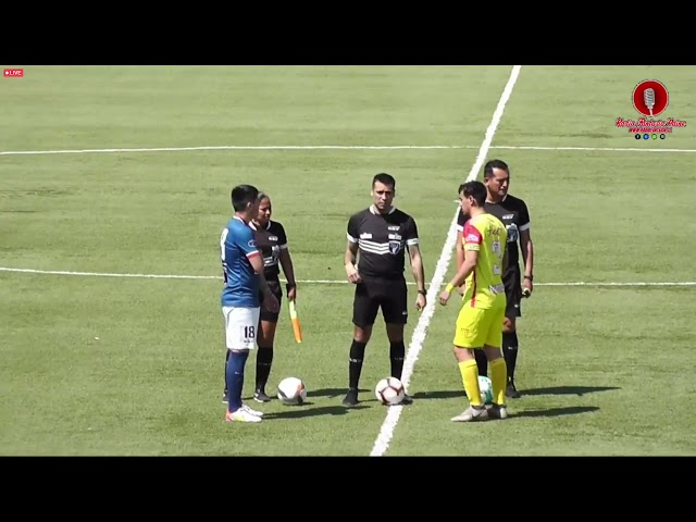 Partido C D  Pirque 1-0 Tricolor de Paine