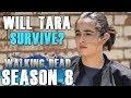 The Walking Dead Season 8 Episode 14 - Will Tara Survive?