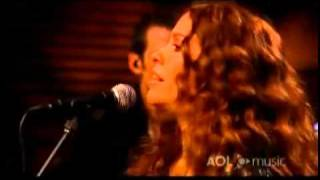 Alanis Morissette - Torch (AOL Sessions LIve) YouTube Videos
