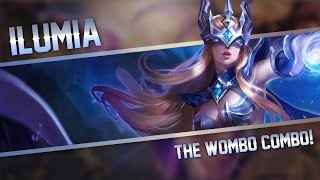 Strike of Kings: THE WOMBO COMBO!! Ilumia [Bot] Gameplay