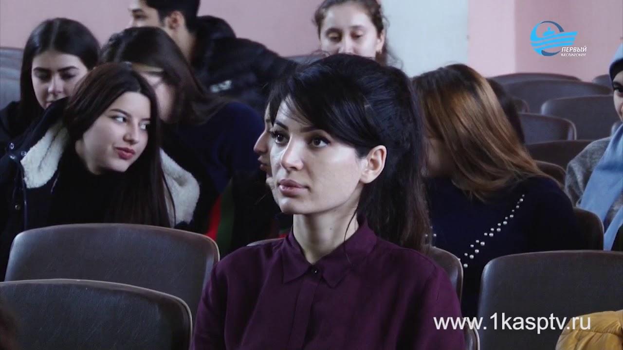 Отборочный этап центрального округа Республиканского конкурса песни на национальных языках «Голос гор» прошел в инженерном колледже Каспийска