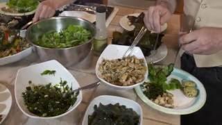 Grant's Getaways:  Cooking Wild Edibles