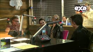 tokio hotel interview exa 104 9 mexico 11 11 2014 part 1