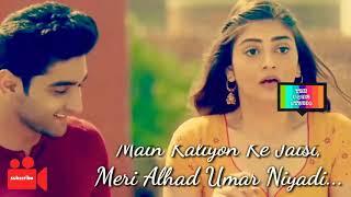 Ambarsariya | whatsapp status | Lyrical | romantic video|