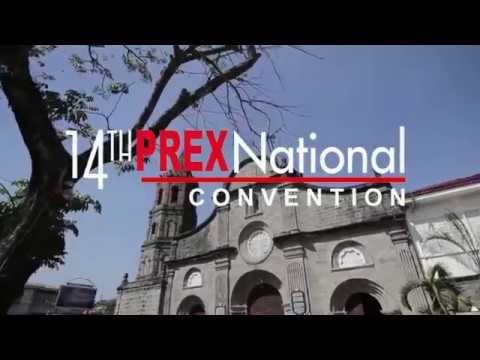 14TH PREX NATIONAL CONVENTION UPDATED TEASER AD mpeg2video