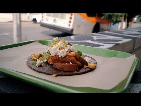 Guerrilla Tacos Sweet Potato Tacos Recipe
