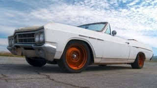 Barn Find '66 Buick Hits the Autocross! - HOT ROD Unlimited Episode 18