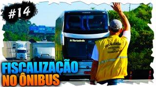 Euro Truck Simulator 2 - Ônibus foi parado na Fiscalização