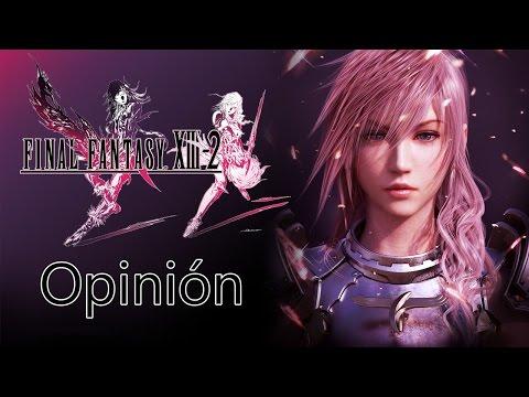 Opinión - Final Fantasy XIII-2