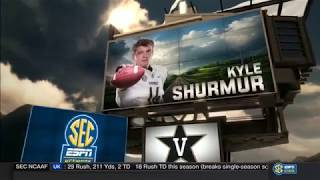 Vandy vs UT Football (2017)