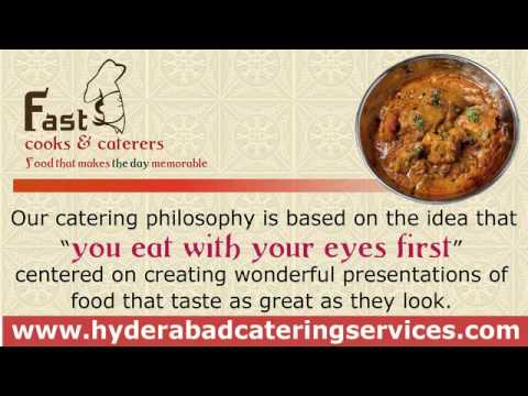 Hyderabad catering services specialist and best caterers for Best catering