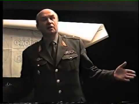 Генерал РФ хороший вопрос задает! Нужен ли посредник между Богом и человеком?