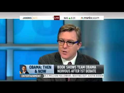 Reason's Matt Welch Challenges MSNBC Anchor on 'Myth' That Obama's a Great Communicator