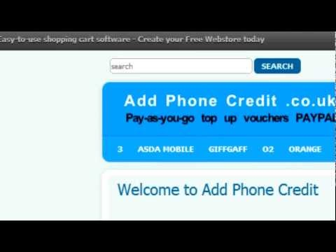 T-Mobile PAYPAL Top Up Voucher t mobile Phone credit (number pin)  iphone, blackberry, android