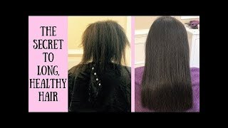 Check Out my #1 Secret To Grow Long Hair Fast