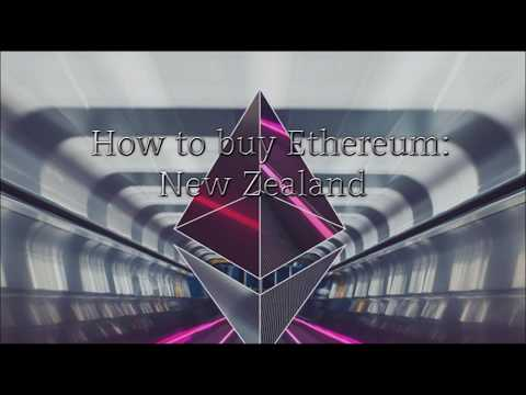 How to buy Ethereum NZ/AUS - 3 EASY STEPS