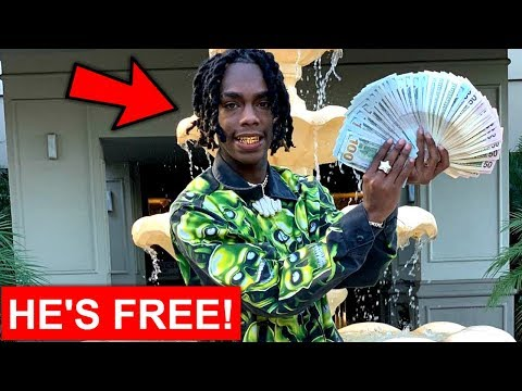 YNW Melly is being let free with no charges