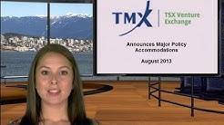 TSX Venture Exchange Announcement - Temporary Relief Measures - Certain Private Placements