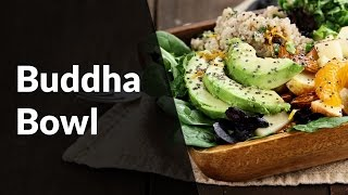 Recette Healthy - Buddha Bowl