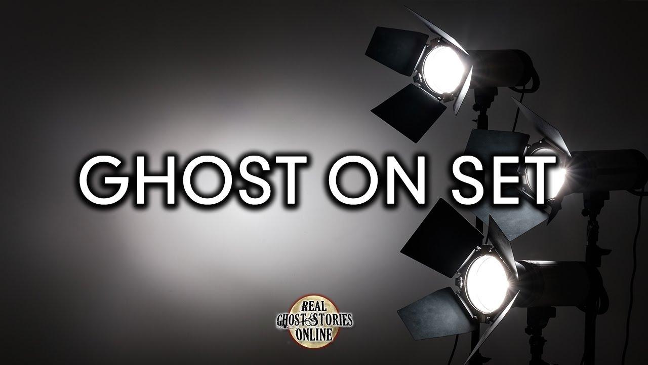 Ghost On Set | Ghost Stories, Paranormal, Supernatural, Hauntings, Horror