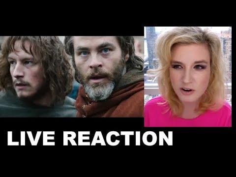 Outlaw King Trailer REACTION