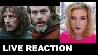 Outlaw King Trailer REACTION