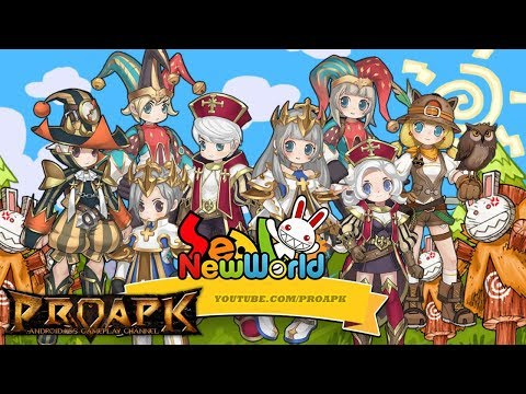 Seal: New World ENGLISH Gameplay Android / iOS