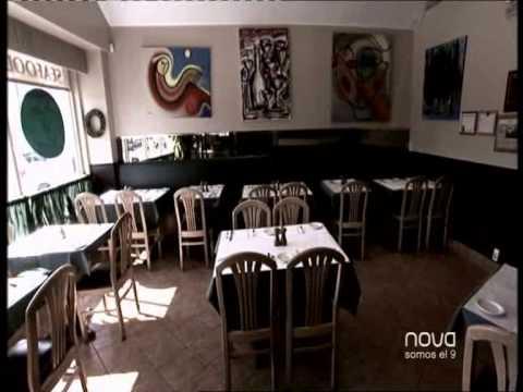 Pesadilla en la cocina 1x03 The Mixing Bowl
