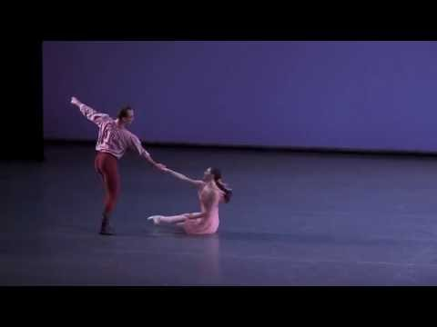Anatomy of a Dance: DANCES AT A GATHERING with Tiler Peck