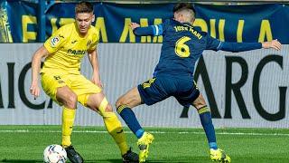 Juan Foyth analiza la victoria ante el Cádiz CF