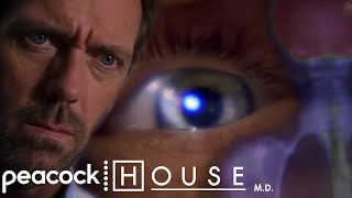 House's Diagnoses For An Alien Abduction | House M.D.