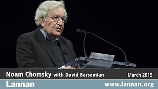 Noam Chomsky, Talk, 18 March 2015