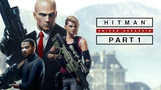 Hitman 2 - Sniper Assassin - Let