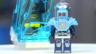LEGO Batman: МИСТЕР ФРИЗ - Набор На Обзор (70901)