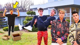 I MOVED INTO THE DOBRE BROTHERS HOUSE!! *I MET THEM!*
