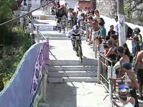 Final - 3ª Emmeline Ragot - Descida das Escadas de Santos 2012