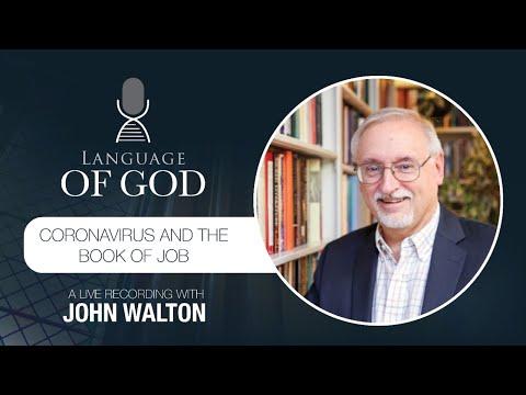 Coronavirus and the book of Job with John Walton