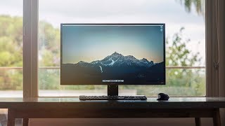 Benq 32andquot 4k Hdr Monitor Review Ew3270u